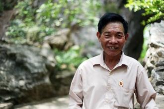 War veteran - Hoi An, Vietnam