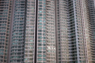 Towers of Hong Kong