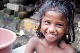 Dharavi Girl