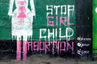 Stop Girl Child Abortion