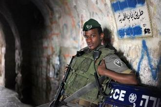 IDF, Jerusalem